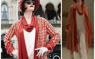 FASHION STYLE: The Fabulously Glamorous Miss Phryne Fisher, recap 6