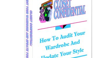 BOOK STYLE: My brand new book, Closet Confidential, launches next week