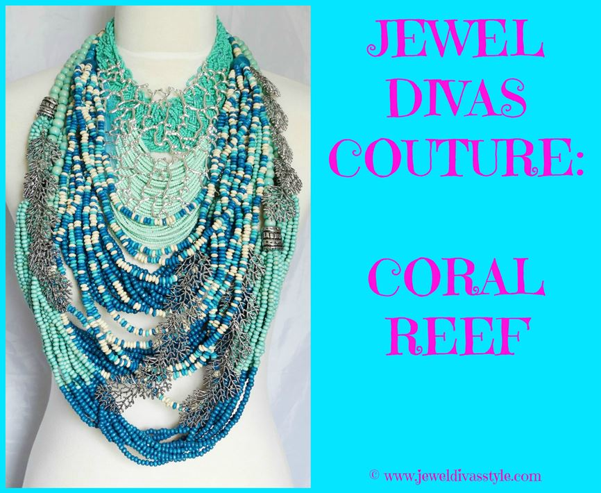 JDS - JD COUTURE - CORAL REEF