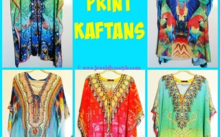 FASHION STYLE: The Kaftan King has some new kaftans