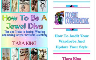 BOOK STYLE: How to Be A Jewel Diva and Closet Confidential now up for sale on Amazon