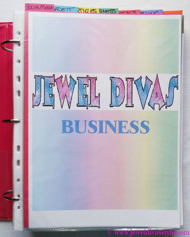 JDS - JEWEL DIVAS BUSINESS FOLDER2