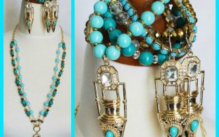 DESIGNER INSPIRED: Arabian Memoirs set