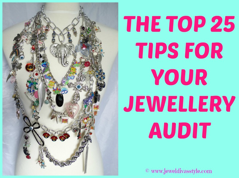 JDS - TOP 25 TIPS FOR YOUR JEWELLERY AUDIT