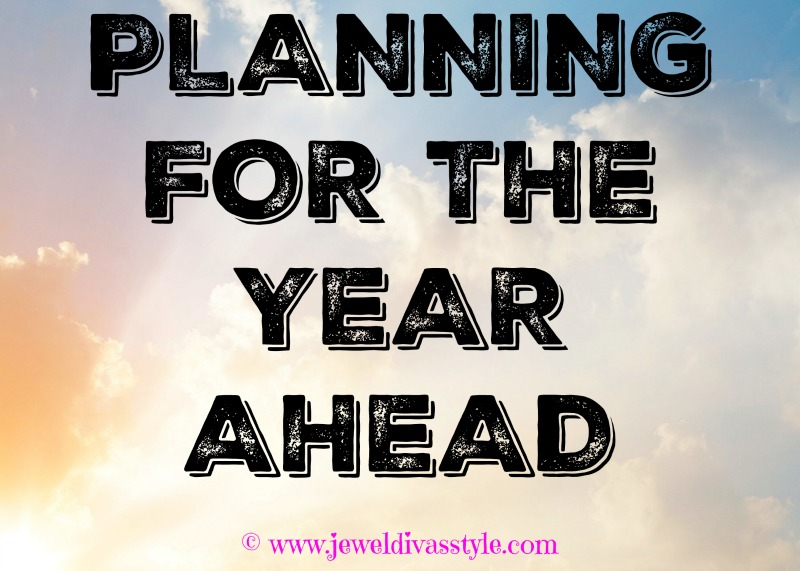 JDS - PLANNING FOR THE YEAR AHEAD