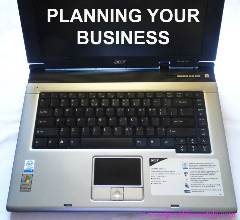 JDS - PLANNING YOUR BUSINESS