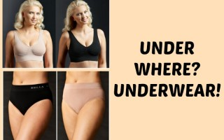 CLOSET CONFIDENTIAL: It's Time for an Underwear Overhaul