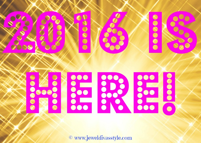JDS - 2016 IS HERE
