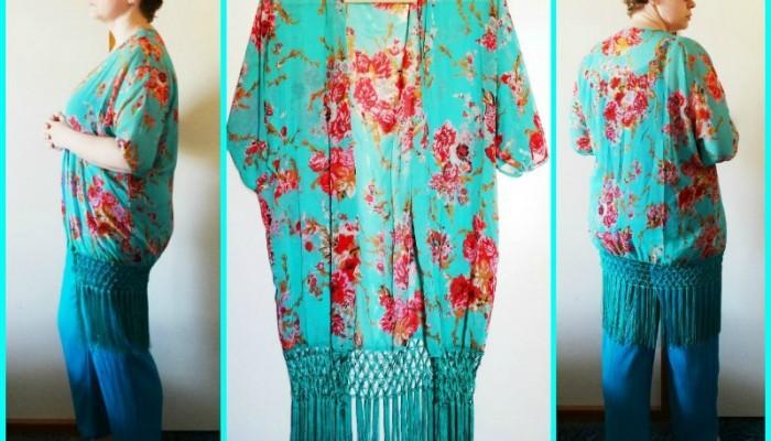 FASHION STYLE: My latest amazing Kimonos