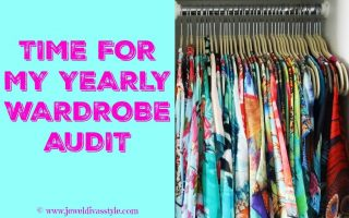 CLOSET CONFIDENTIAL: It's Time For My Yearly Wardrobe Audit