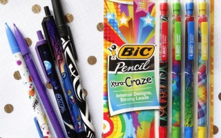 Awesome stationery sets and Bic pencils are back!