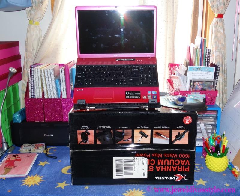 JDS - PC ON BOX ON DESK