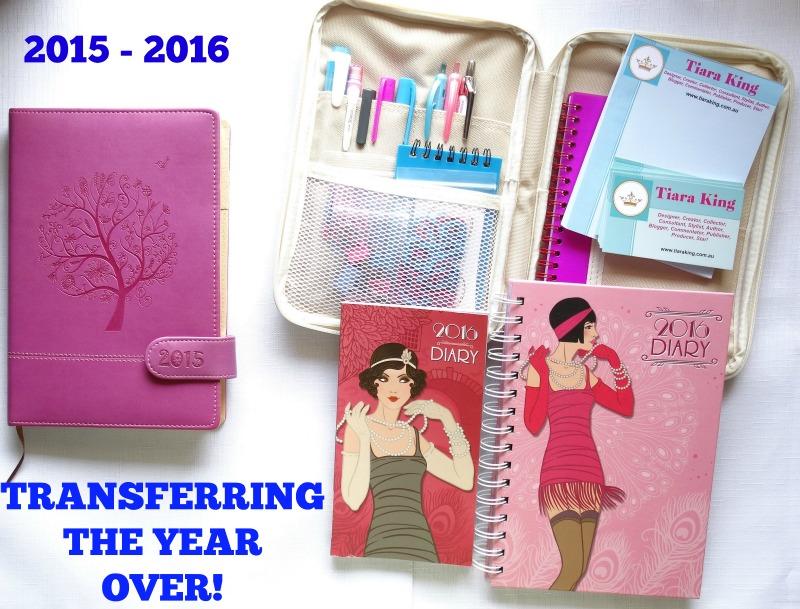JDS - TRANSFERRING THE YEAR