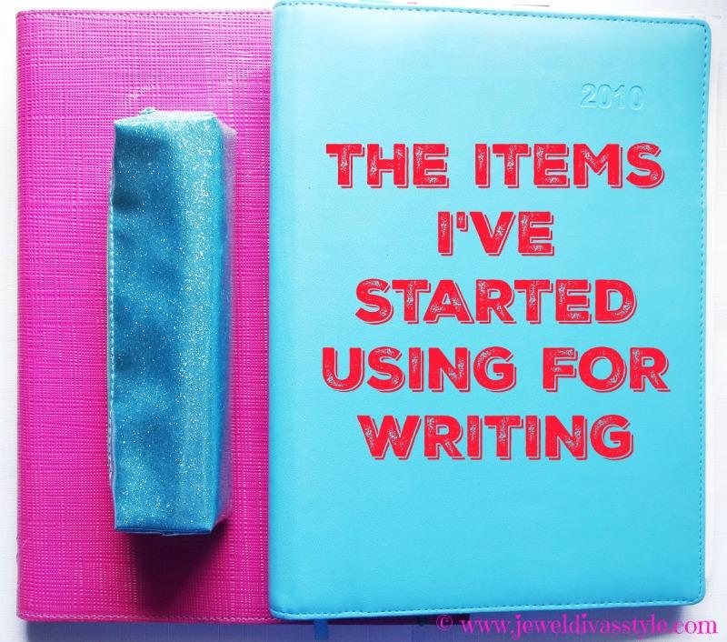 JDS - WRITING