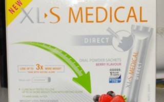 HEALTH & BEAUTY STYLE: XLS Weight Loss Sachets