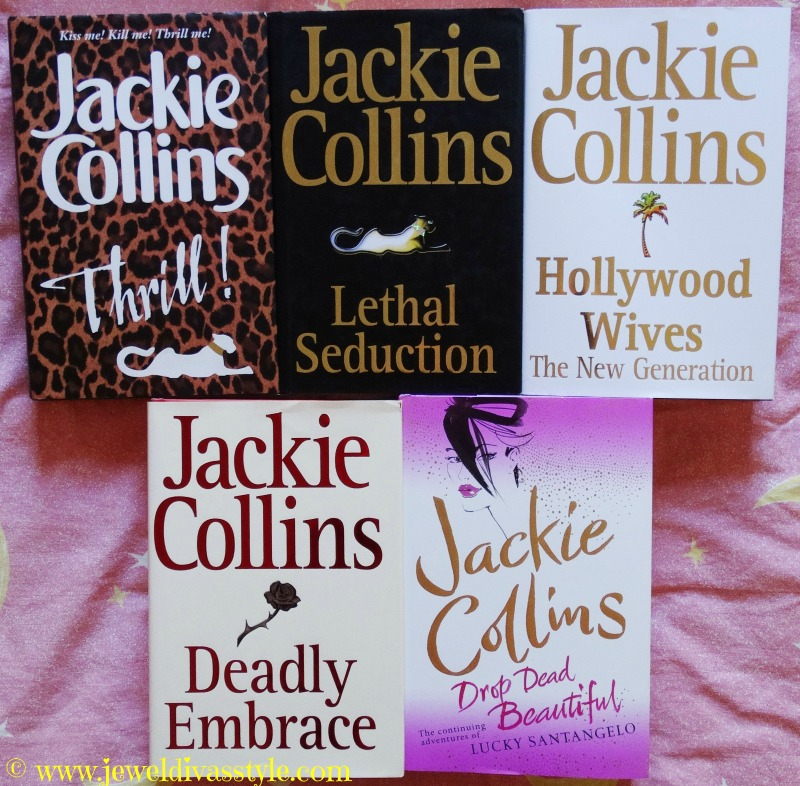 JDS - JC BOOKS EBAY LOT1