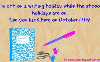 I'm off on my third writing holiday for the year!