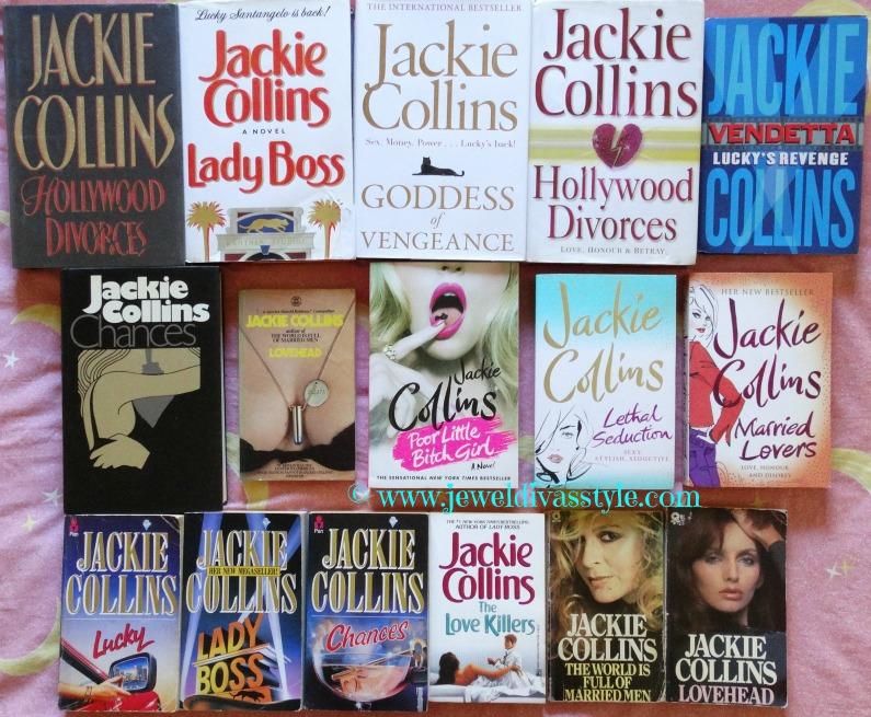 JDS - JC BOOKS EBAY LOT5