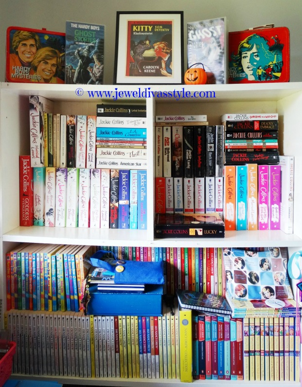 JDS - FULL BOOKCASE