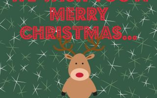 WE WISH YOU A MERRY CHRISTMAS…