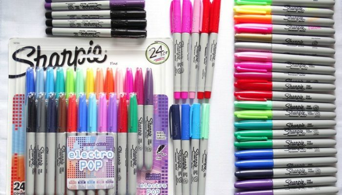 STYLE NOTES: Sharpies, erasers and paperclips!