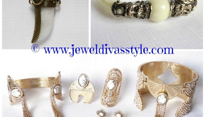 New White Jewels