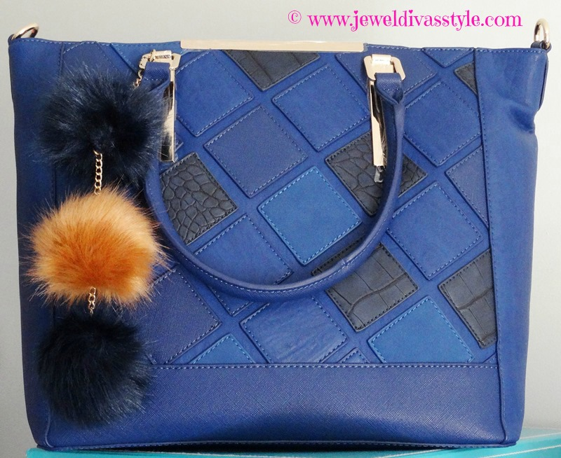 JDS - BAG COLETTE NAVY