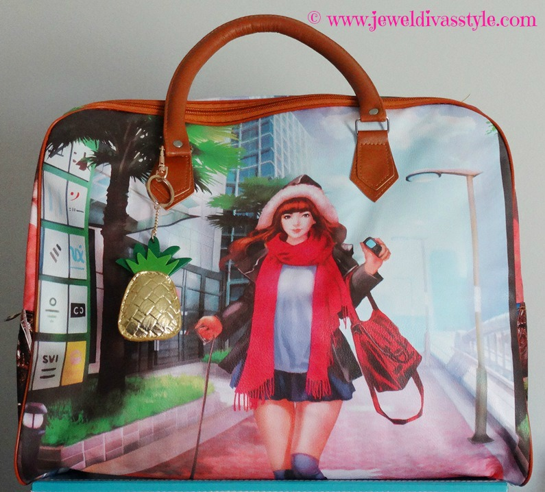 JDS - BAG GIRL TOTE
