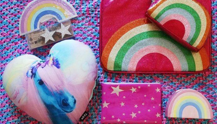 STYLE NOTES: Typo's Rainbows and Unicorns