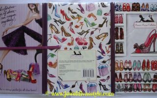 STYLE NOTES: Shoe Letter Writing Set