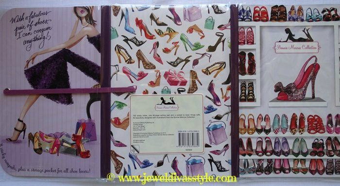 STYLE NOTES: Shoe Letter Writing Set