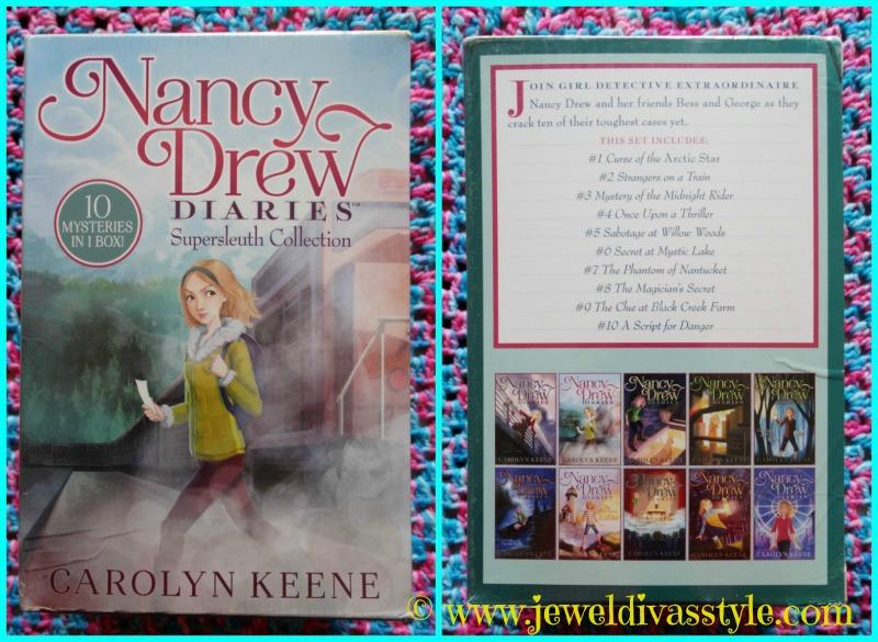 JDS - NANCY DREW BOX SET1