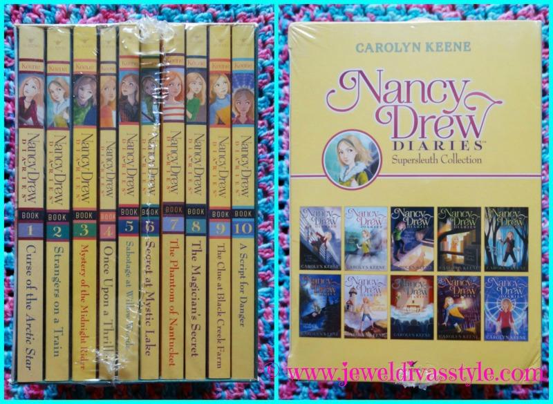JDS - NANCY DREW BOX SET2