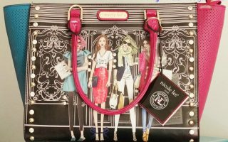 ACCESSORY STYLE: My New Nicole Lee handbag