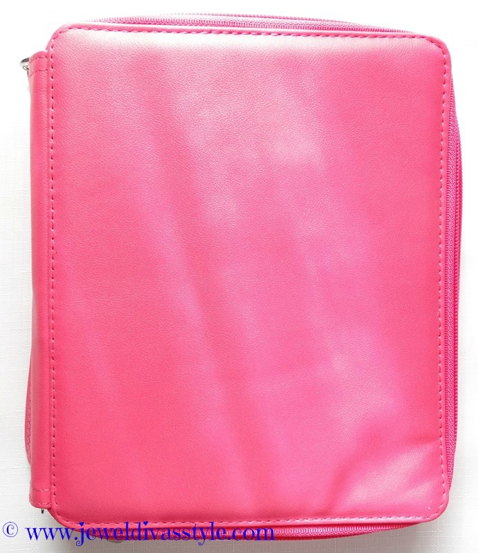 JDS - PINK PENCIL CASE1