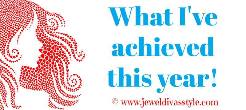 JDS - WHAT I'VE ACHIEVED THIS YEAR