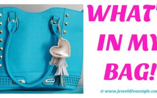 What's In My Bag: Part 1