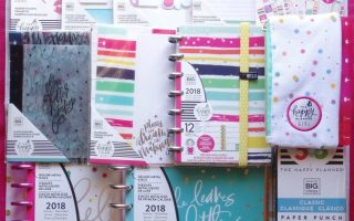 PLANNER MONTH: MAMBI'S The Happy Planner Part 2