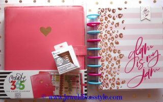 PLANNER MONTH: MAMBI'S The Happy Planner Part 5
