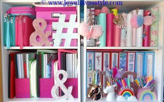 PLANNER MONTH WRAP UP: My Planners and New Book Shelves