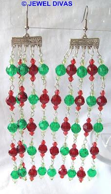 AC CHRISTMAS earrings