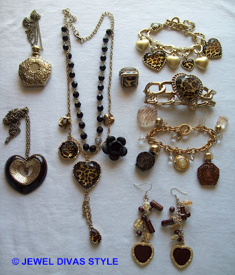 GOLD+-+SET+-+ANIMAL+-+48.80+EBAY-SHOP-MADE