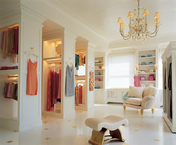 fantastic celebrity closets - mariah carey