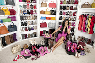 LUST HAVES: Celebrity closets