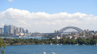PLACES I WANT TO GO: Sydney