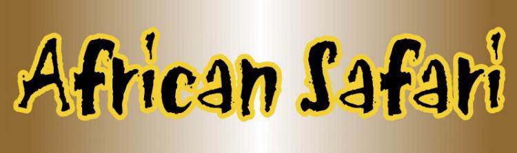 AFRICAN SAFARI - 750