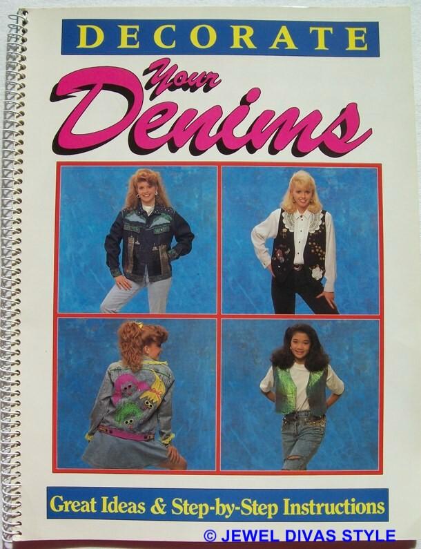 your denims book