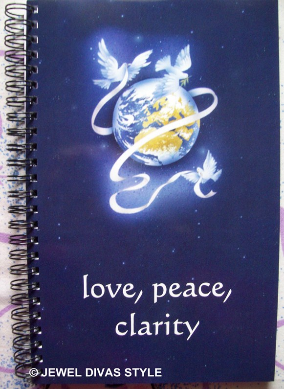love, peace, clarity