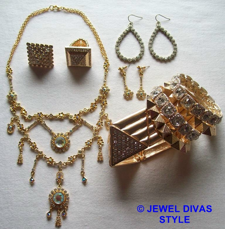 JEWEL DIVAS DIAMOND SET