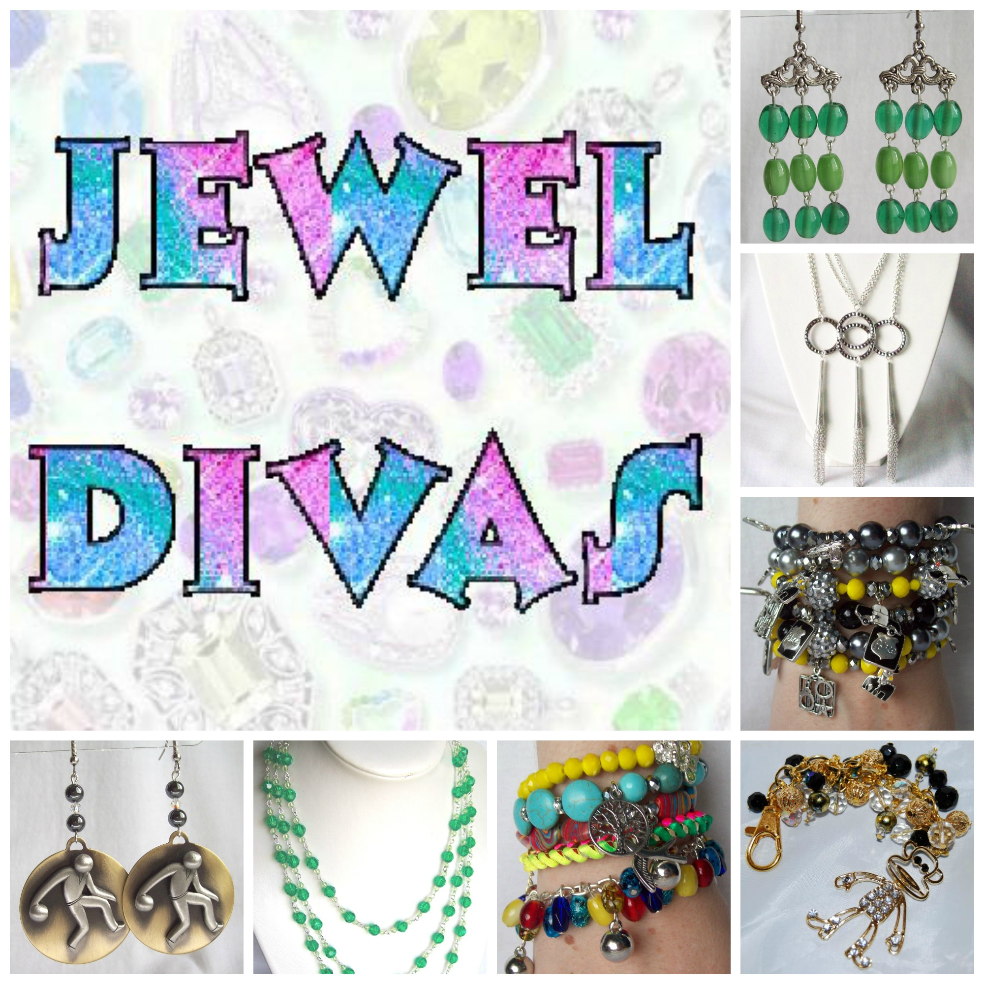 JEWEL DIVAS: Jewellery and Accessories still available